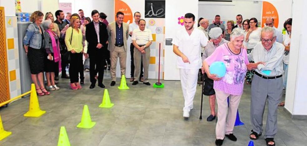 Afade celebra el Día del Alzhéimer en su centro