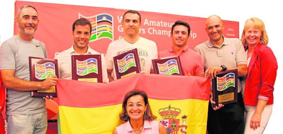 España ya tiene sus cinco