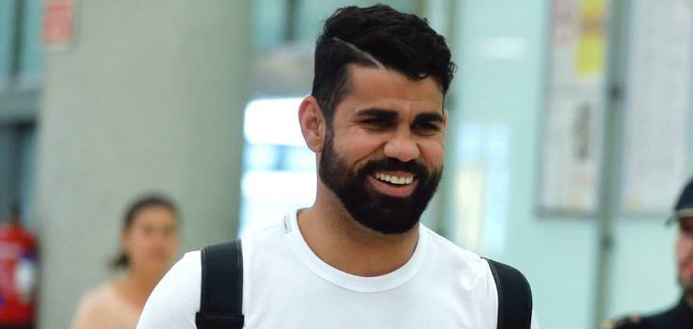 Costa: «Me dan miedo los entrenamientos del 'Profe', no la báscula»
