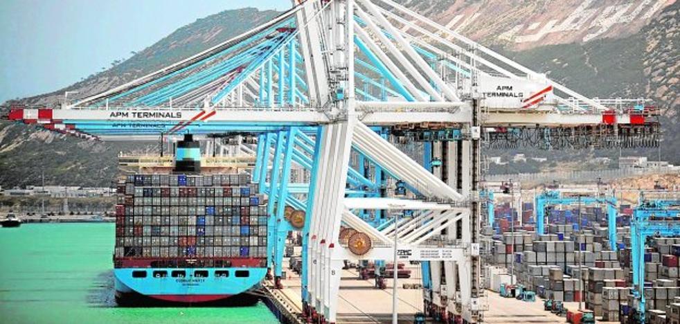 Marruecos incrementa en más de un 25% su demanda de mercancías murcianas