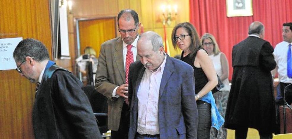 Alvarado acusa de falta de imparcialidad al tribunal de 'La Zerrichera' y pide ser juzgado fuera