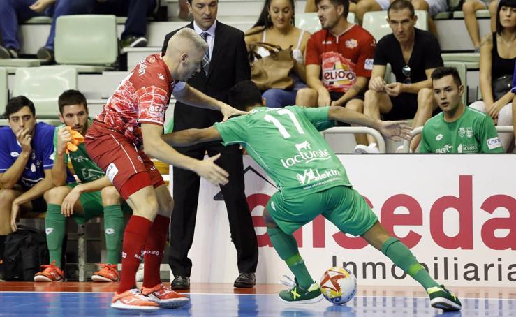 Estrepitosa derrota de ElPozo en el Palacio (1-3)