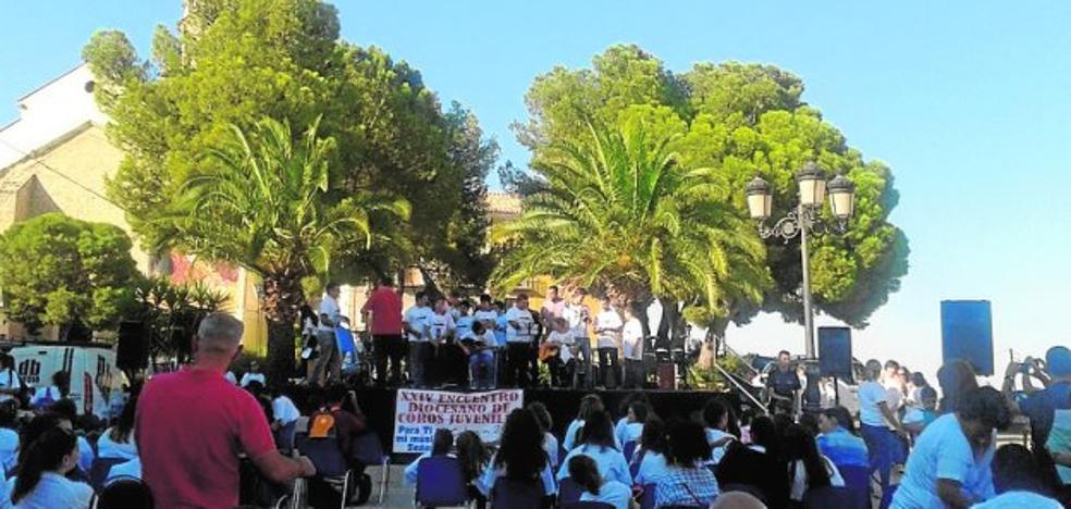 La Diócesis reúne a los coros parroquiales en Cehegín
