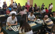 Unos 60 ajedrecistas se dan cita en el torneo de ajedrez rápido de los Juegos Deportivos del Guadalentín