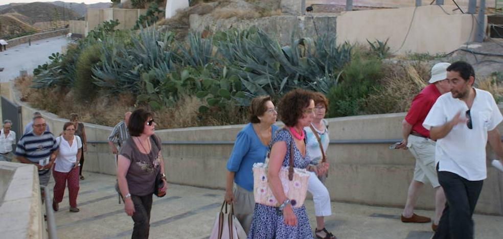 El Castillo de Nogalte recibió un 29% más de visitantes este verano