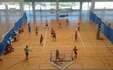 Completa jornada de base gracias al IV Memorial Beatriz Rodríguez Llopis de voleibol
