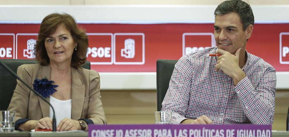 El PSOE pide a Podemos no «enredar» ni «crear confrontaciones» sobre Cataluña