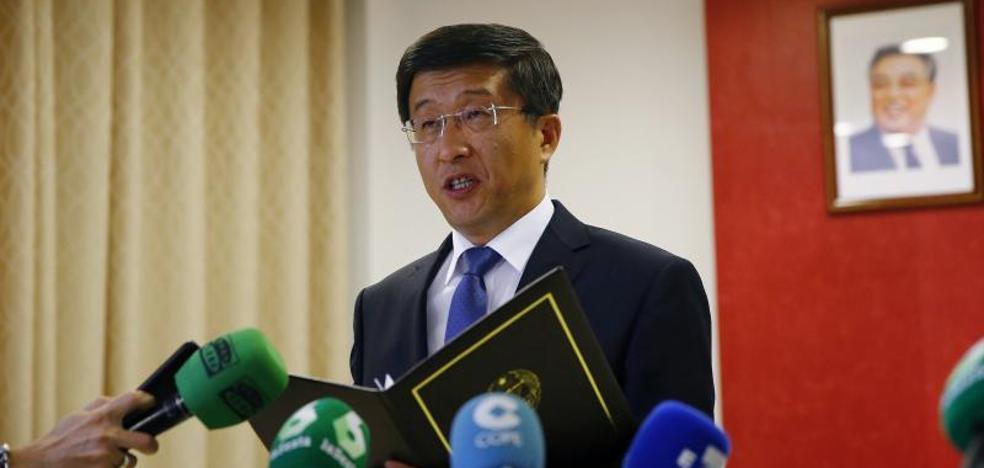 El embajador norcoreano dice en Madrid que España es «sumisa» y «se rinde» a EE UU
