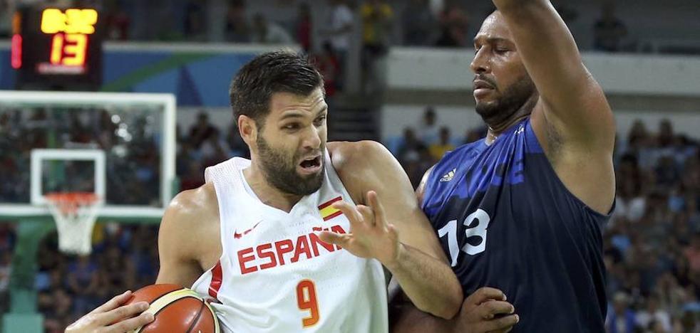Felipe Reyes confirma que deja la selección