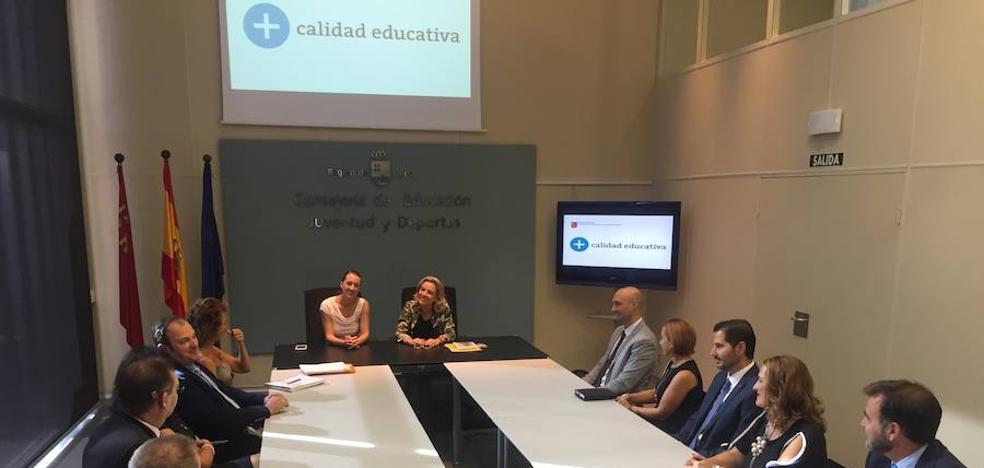 La Comunidad incorpora a diez nuevos inspectores de Educación