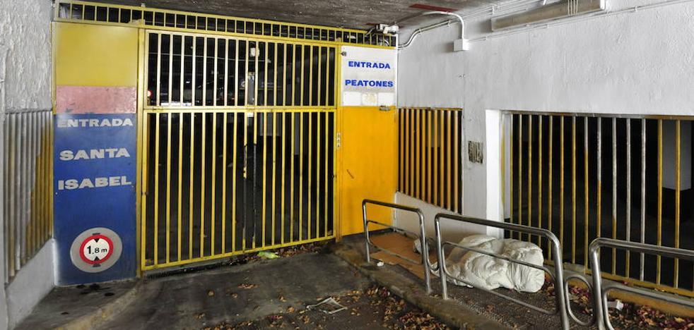 El aparcamiento de Santa Isabel reabrirá sus puertas en las próximas semanas