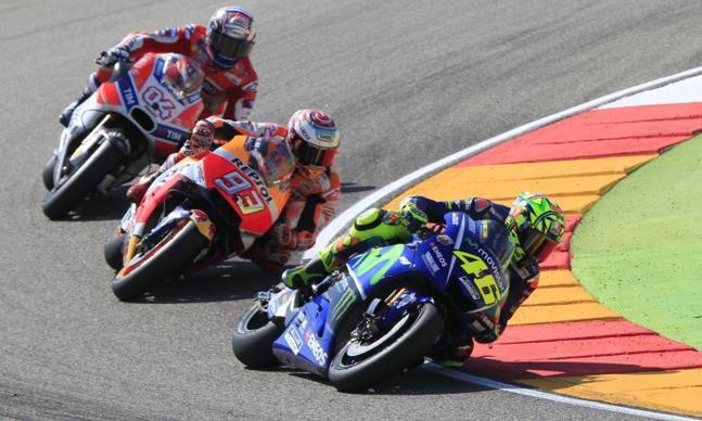 Y Rossi completó el milagro