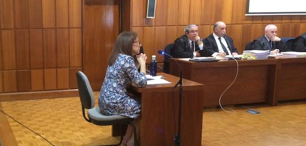 Encarnación Muñoz: «Me limité a dar trámite a un expediente»