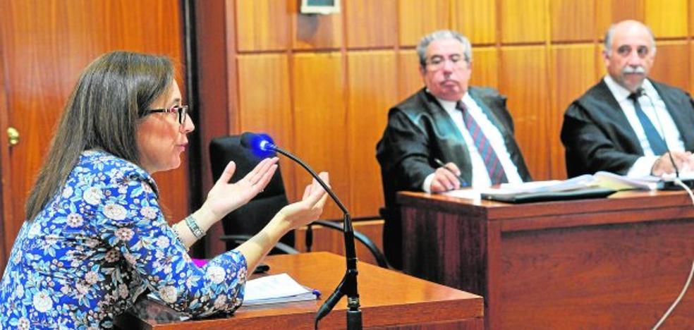 Encarna Muñoz: «Nunca di instrucciones ni traté de influir en algún técnico»