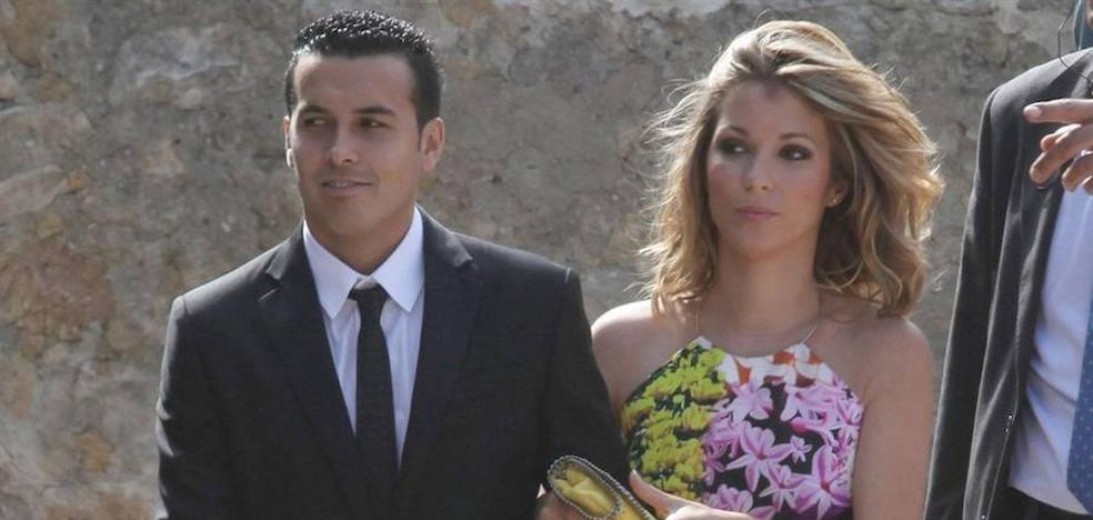 El futbolista Pedrito se divorcia de su mujer semanas después del nacimiento de su hijo