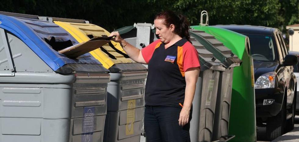 Murcia, por encima de la media nacional de reciclaje de envases en 2016