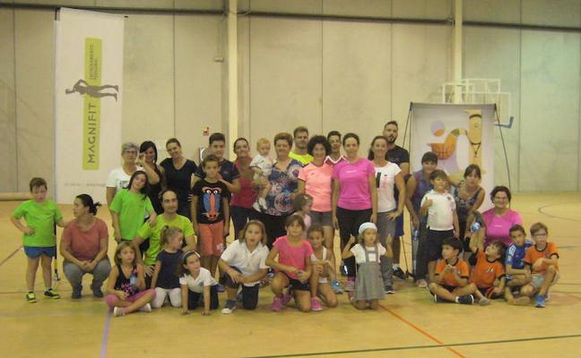 Los Juegos Deportivos del Guadalentín inauguran una semana cargada de actividades con los Lunes Saludables
