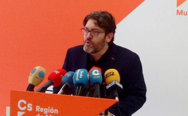 Ciudadanos pide la dimisión del alcalde Buendía