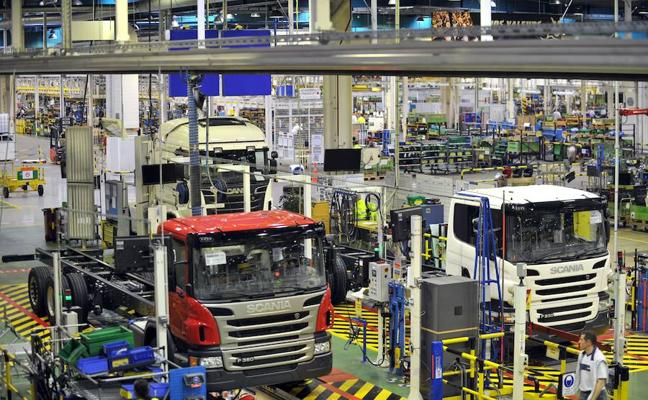 La Comisión Europea multa con 880,5 millones de euros a Scania
