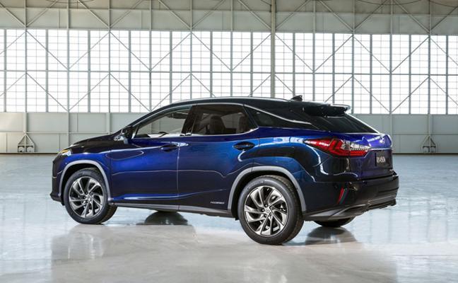 Lexus lo pone fácil, cambia el diésel por un híbrido