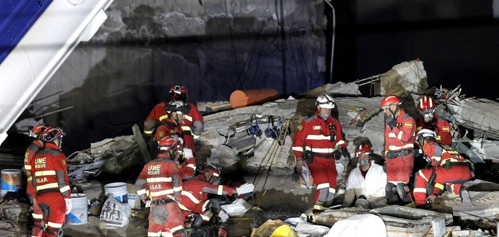 Recuperan el cadáver de un segundo español fallecido en el terremoto de México