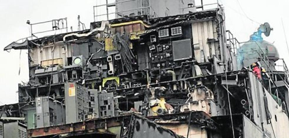 Mako Diesel busca dársenas para desguazar barcos en España