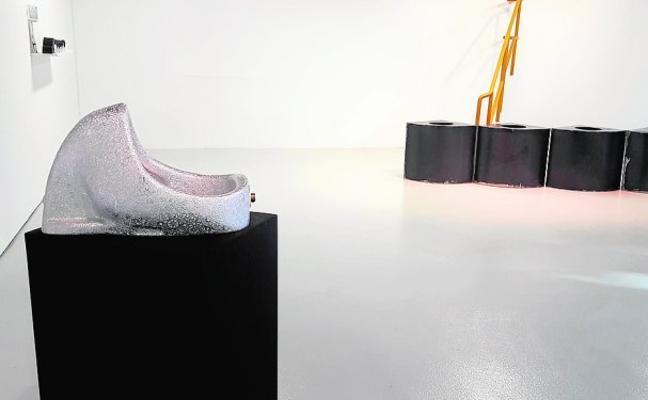 El Centro Párraga, con Duchamp y su urinario
