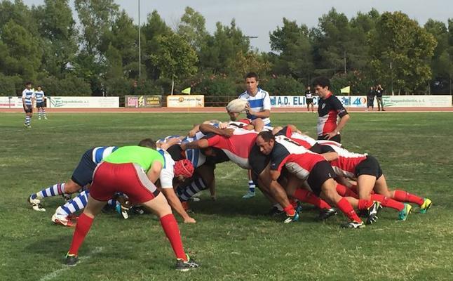 Los equipos de rugby de Lorca ganan el torneo de los Juegos del Guadalentín