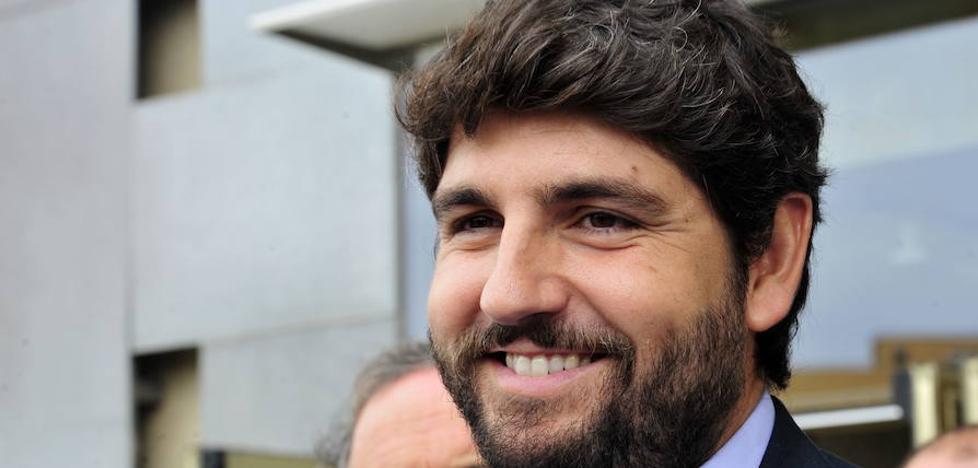Lopez Miras dice tener la garantía de Fomento de que el Corredor Mediterráneo pasará por Cartagena