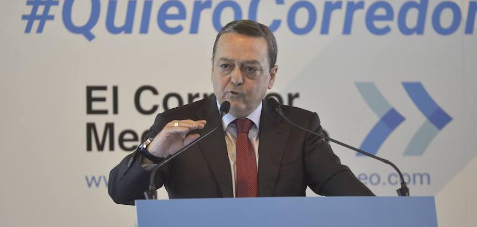Directo: 2.000 empresarios apoyan el Corredor Mediterráneo en Madrid