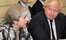 La unidad en el estrado no disfraza el cisma conservador británico
