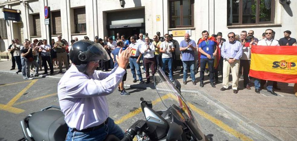Policías nacionales piden a Interior que proteja a sus compañeros en Cataluña