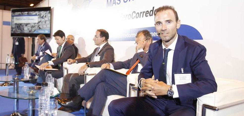 Valverde: «Murcia quiere el AVE pronto»