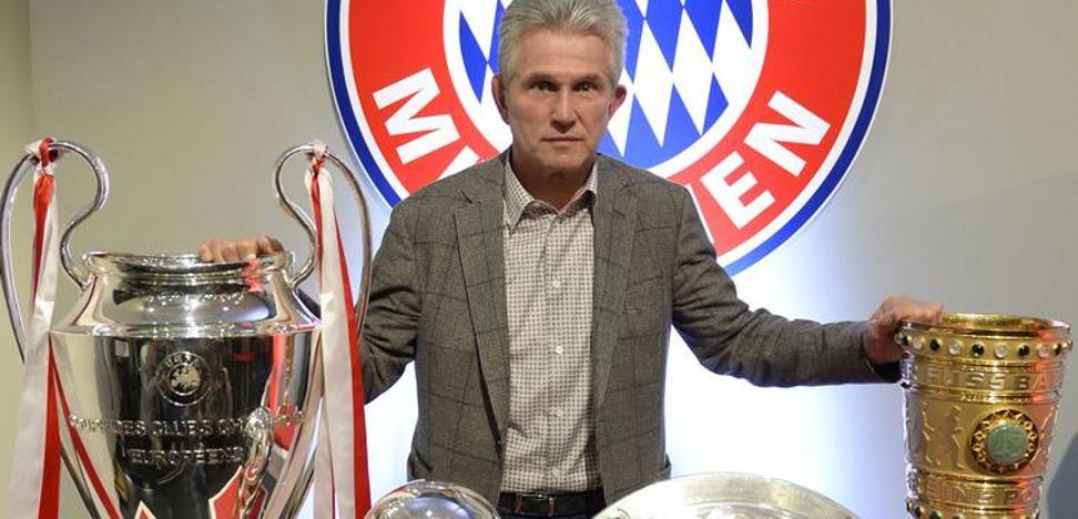 Heynckes confirma la oferta del Bayern pero aún no ha dado el 'sí'
