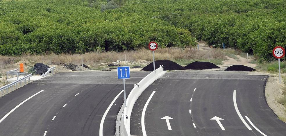 Las obras de la 'autovía del bancal' comenzarán el año que viene