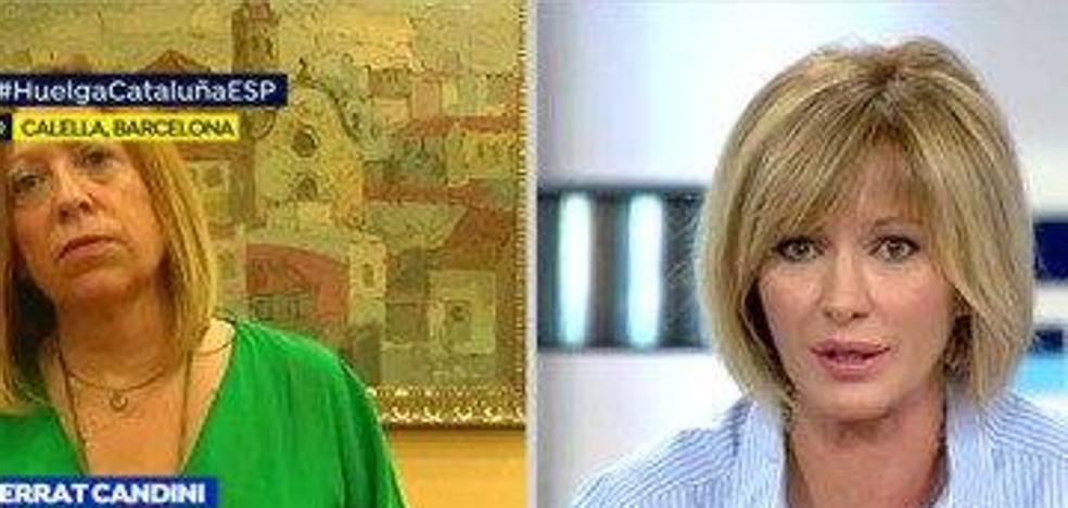 La dura reprimenda de Susanna Griso a la alcaldesa de Calella