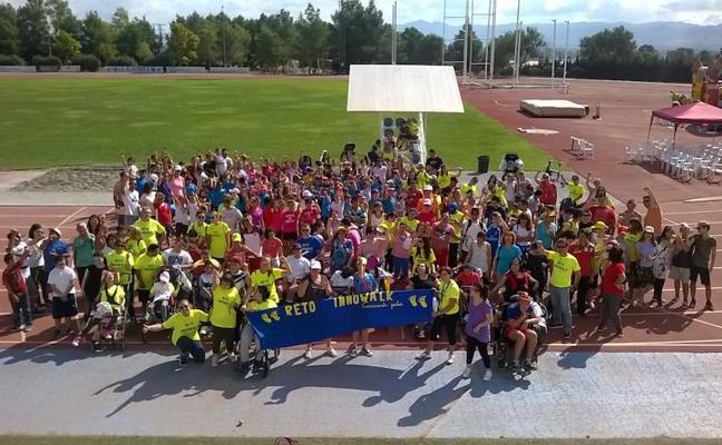 Más de 200 escolares participan en la jornada de deporte para la integración de los Juegos del Guadalentín