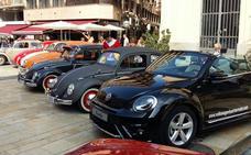 Huertas Motor, en la concentración de vehículos clásicos Volkswagen
