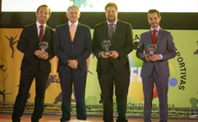 Lexus Murcia, premiado en la Gala del deporte