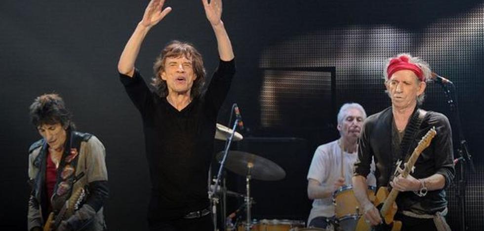 'The Rolling Stones' anuncia su disco 'On Air' el 1 de diciembre