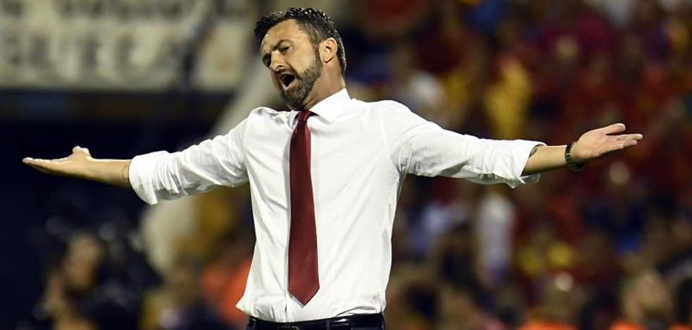 Panucci: «España fue muy superior en la primera media hora»