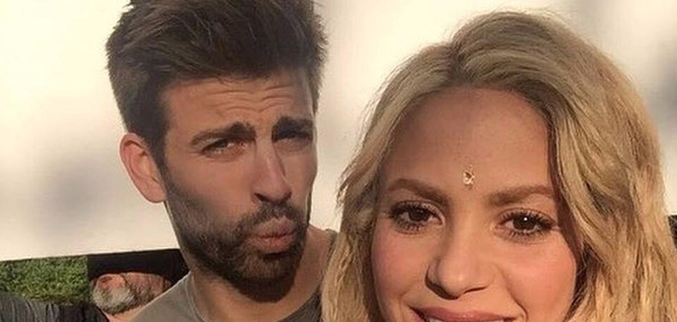 Shakira y Piqué...¿han roto?