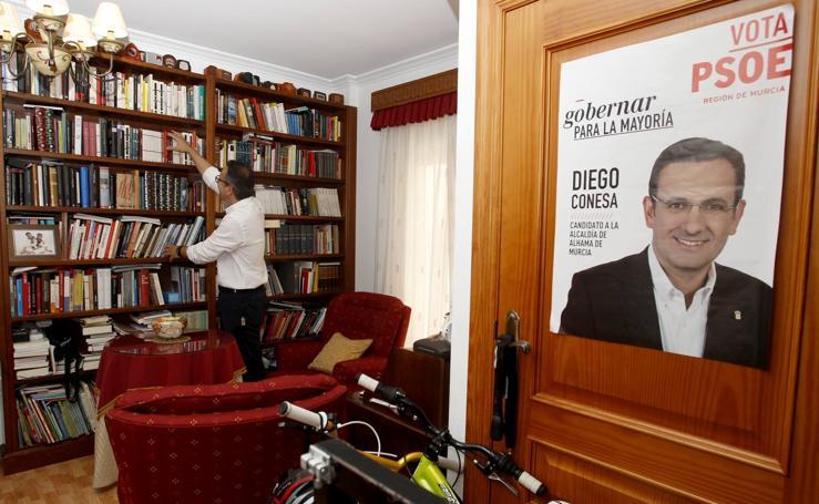 Diego Conesa, un pastor para el socialismo