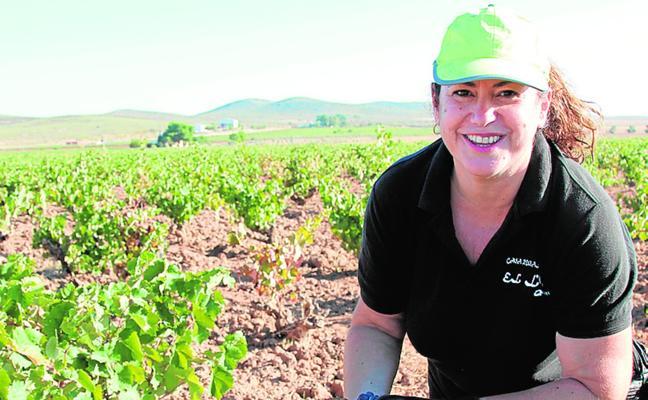 La primera mujer al frente del movimiento agrario