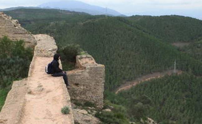 Una fortaleza árabe en El Valle