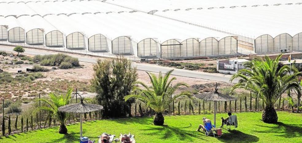 Murcia vuelve a registrar una fiebre constructora de invernaderos