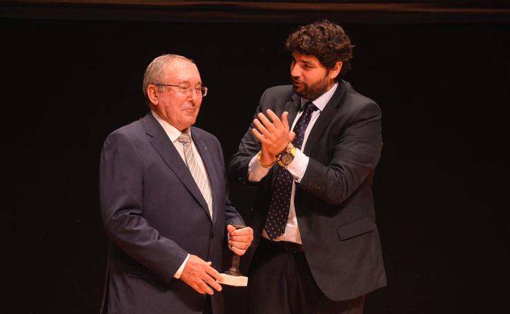 Premio a los mejores mayores