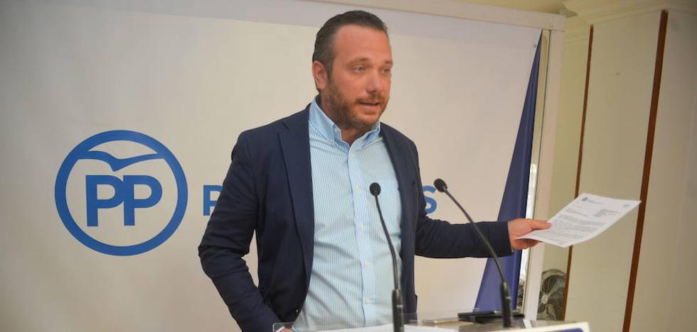Joaquín Segado sale absuelto de un delito de prevaricación