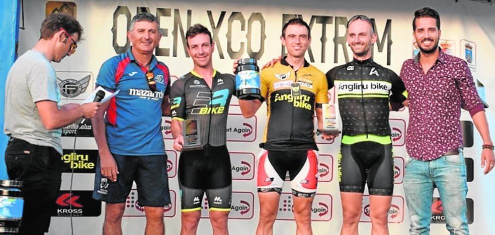 El ciclista Agustín Herreros se corona en las calas de Bolnuevo