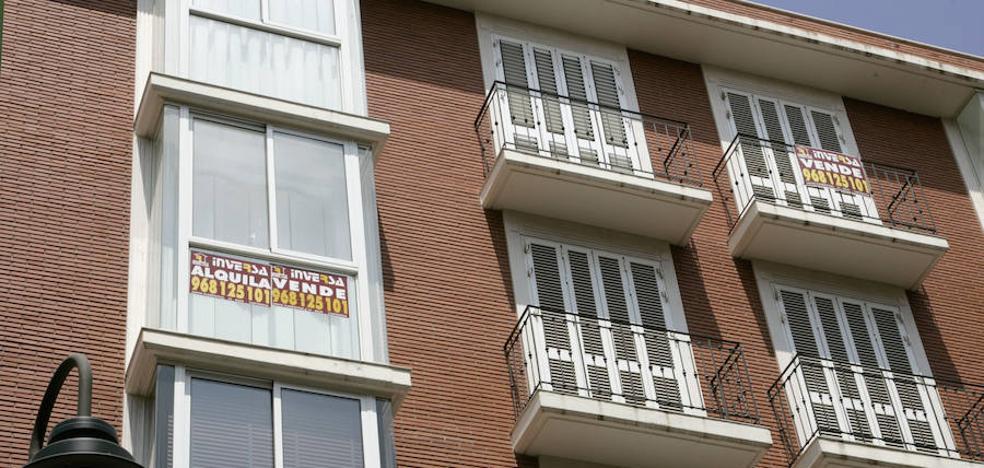 La compraventa de viviendas aumentó un 17,2% en agosto en la Región